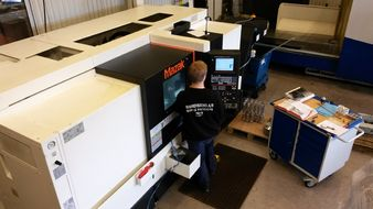 Mazak QuickTurn Smart 300M
